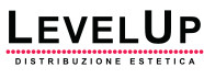 Level Up Distribuzione Estetica Logo
