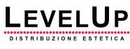 Level Up Distribuzione Estetica Logo